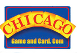Visit our CHICAGO GAME AND CARD DIVISION   for custom production of your next game